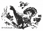 Clipart capercaillie