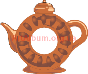 Clipart kumanets (pitcher)