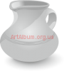 Clipart pitcher