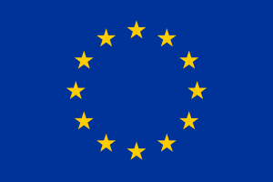Clipart flag of Europe