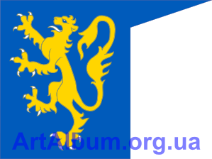 Clipart Flag of Halych-Volhynia