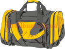 Clipart grey-yellow bag