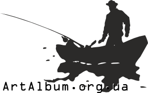 Fisherman silhouette png - photo#20
