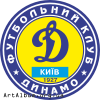 Clipart old logo of FC Dynamo Kyiv