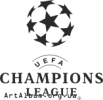 Clipart Champions League UEFA logo