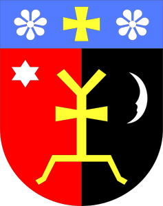 Clipart Chornukhy raion coat of arms