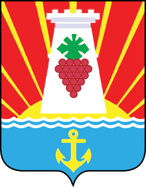 Clipart coat of arms of Feodosiya