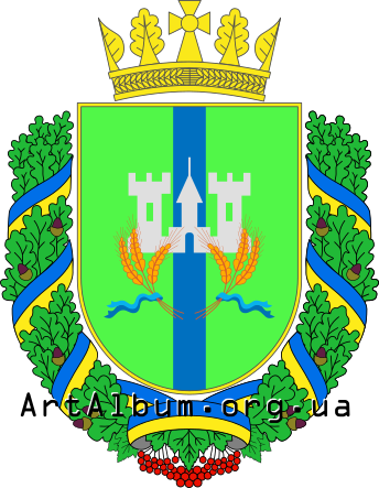 Clipart Kolyndiany coat of arms