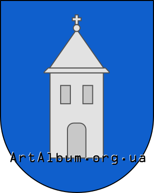 Clipart Yahilnytsia coat of arms