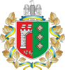 Clipart Chernivtsi oblast coat of arms