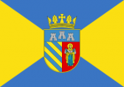 Clipart Chortkiv Raion flag