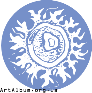 Clipart icon of microorganism