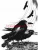 Clipart crows