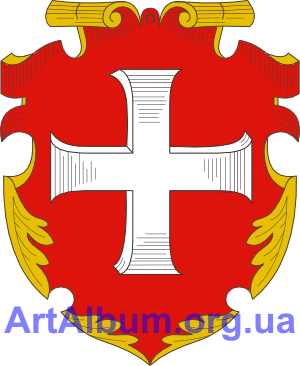 Clipart Emblem of the Volhynian Voivodeship
