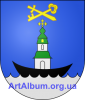 Clipart coat of arms of Petropavlivka (draft)