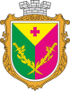 Clipart coat of arms of Oleksandriia