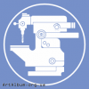 Clipart icon - machine
